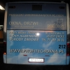 oklejenie tylu autobusa typu full back - Advert Studio Opole