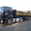 Oklejenie naczepy samochodu ciężarowego - Opole