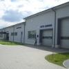 Oznakowanie budynku stacji diagnostycznej samochodów w Gogolinie literami przestrzennymi