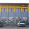 Litery przestrzenne na budynku TURCK  w Opolu