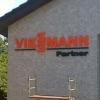 Litery przestrzenne dla partnera VIESMANN - opolskie - advert studio