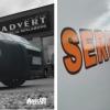 grafika samochodowa Arimex- Advert Reklama