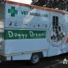 Oklejanie samochodów - Ambulans dla zwierzat - Doggy Dream - Advert Reklama OPole