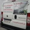 Oklejenie auta dla Firmy Grekon - Advert Studio
