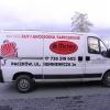 oklejenie auta firmowe dla hurtownii tapicerskiej Mateks z Paczkowa - Advert Studio