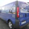 Oklejanie floty aut dla międzynarodowego przewoźnika GTVENUS Opole