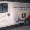 Oklejenie auta dla producenta marmurowych kominków Suchanoff Opolskie