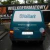 wyklejenie tylnej szyby dla partnera Vailant - Opole