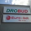 kasetony z dibondu - aluminium szczotkowane dla DROBUD