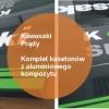 Produkcja kasetonów i totemu dla salonu Kawasaki z Prądów k.Opola- Advert Studio