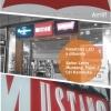 Kaseton świecący z kompozytu aluminiowego dla salonu MUSTANG w Centrum Handlowym Karolinka w Opolu - Advert Studio