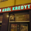 kaseton z dibondu dla KRÓL KREDYTY Opole