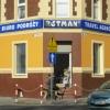 Oznakowanie w otokę kasetonów biura podróży RETMAN w Opolu