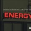 Litery podświetlane LED dla ENERGY z Wrocławia - Advert Studio