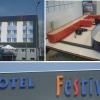 Litery podświetlane na Hotelu Festival w Opolu - Advert Studio