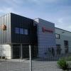 Oznakowanie literami swietlnymi budynku firmy dewelopera REMBUD - Advert Studio