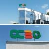 oznakowanie-reklama-wizualna-budynku-oceo-w-opolu-producent-reklam-advert-opole