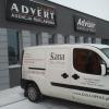 oklejanie samochodow - Kana Dom Weselny -Advert Studio