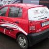 Oklejenie floty aut dla firmy MB Opole