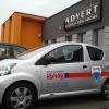 oklejenie floty aut dla Nieruchomosci REMAX- Advert Studio