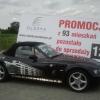 Oklejenie samochodu dla Oleska Residence Opole