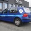oklejenie auta dla WEBER autoryzowany mechanik Bosch Opolskie
