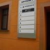 tablica informacyjna z dibondu - Advert Studio