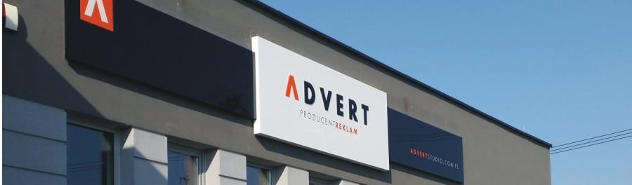 advert budynek
