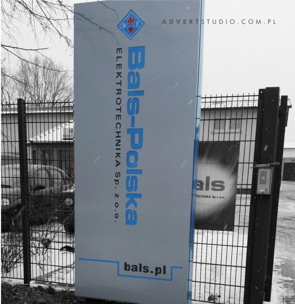 PYLON bALS - Advert reklama Opole