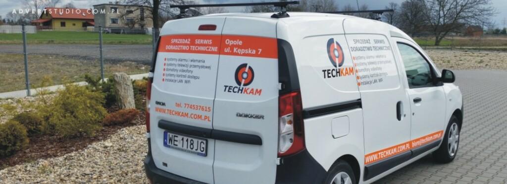 oklejanie aut Opole advert reklama