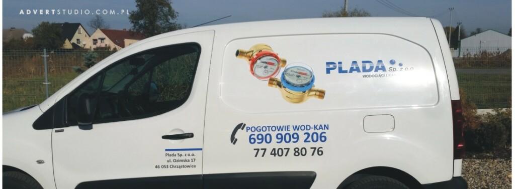 oklejanie aut-grafika samochodowa Opole-advert reklama