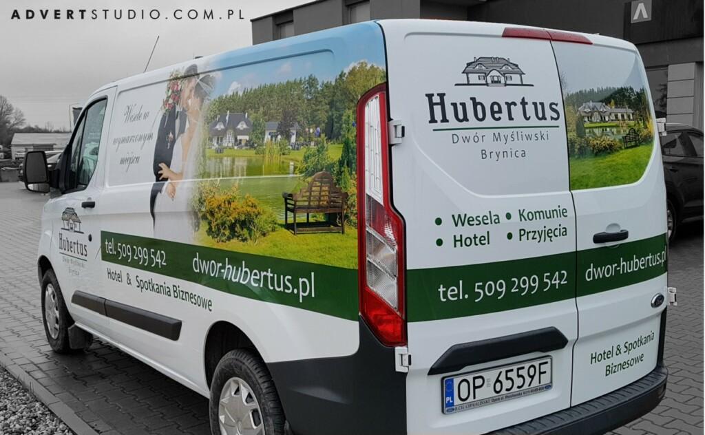 oklejanie samochodow Opole- grafika samochodowa reklama Advert Opole