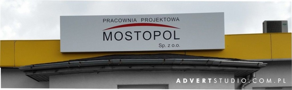 kaseton panel podswietlany LED-Mostopol - producent kasetonow advert reklama opole