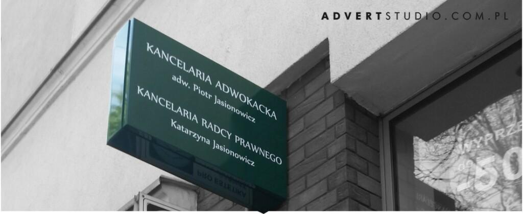 szyld kancelarii-advert reklama