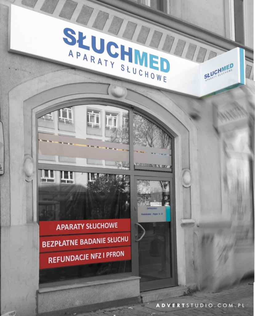 KASETON SLUCHMED-ADVERT