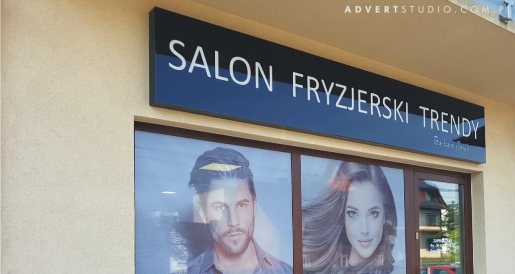 #szyldReklamowy #fryzjer