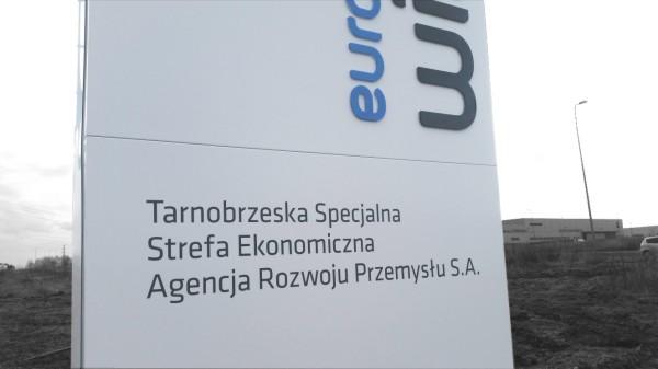 pylon Wislosan - Wroclaw-advert opole