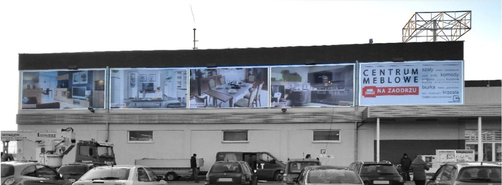 REklama banerowa - naciag banerowy - advert producent reklam