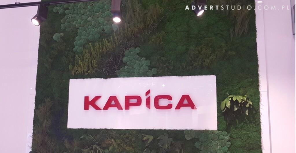 logo Kapica na ogrodzie wertykalnym