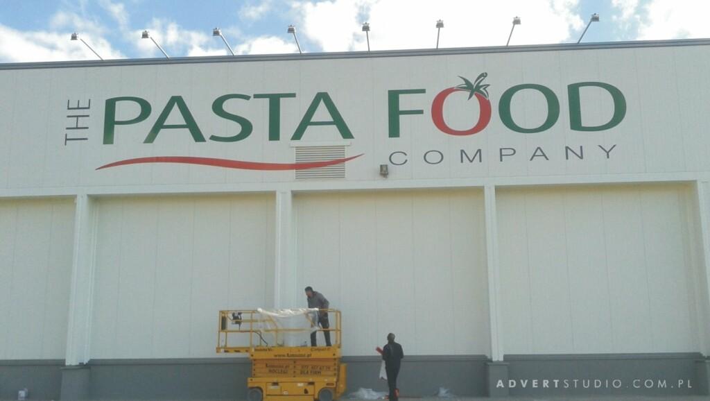 oznakowanie-hali-pasta-food-advert-producent-reklama