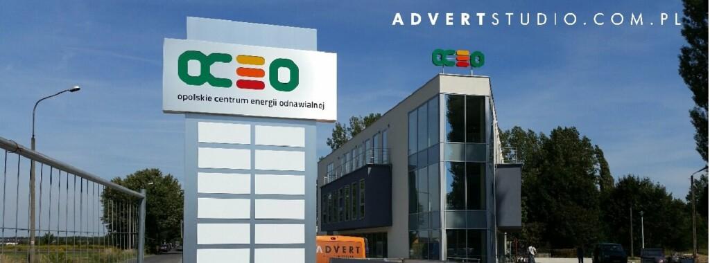 litery przestrzenne LED -LITERY na dachowe -producent liter advert opole