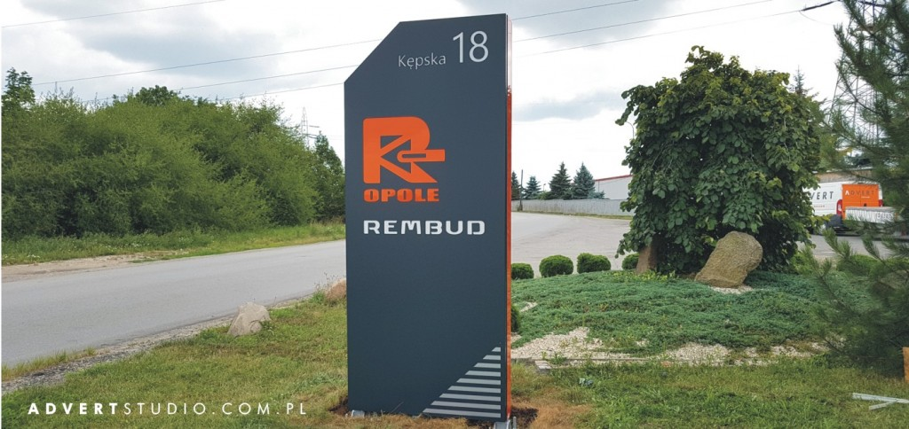 Rembud pylon 3 x 1 advert