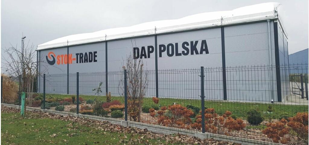 oznakowanie hali Wroclaw