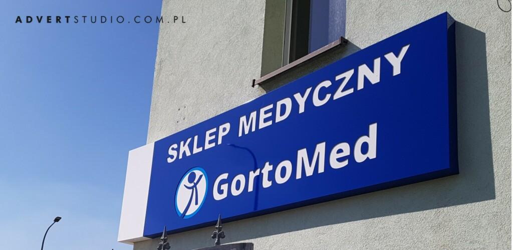 sklep medyczny advert
