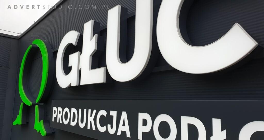 oznakowanie firm Gluchowski