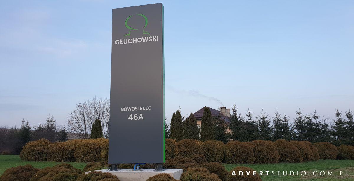 pylon LED Głuchowski