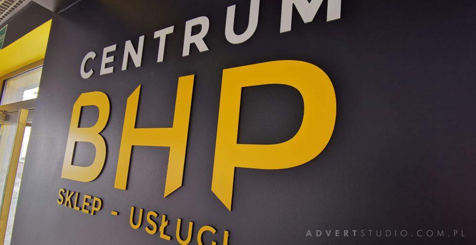 logo do centrum BHP
