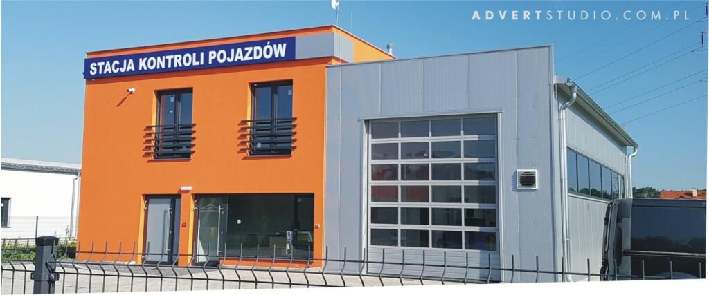 oznakowanie firmy Advert Opole