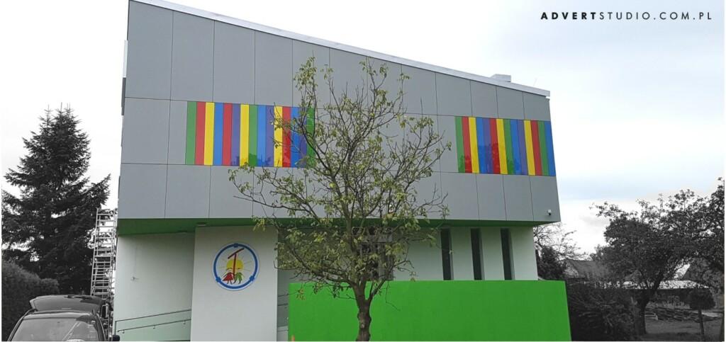 oznakowanie przedszkola sw franciszk-advert reklama