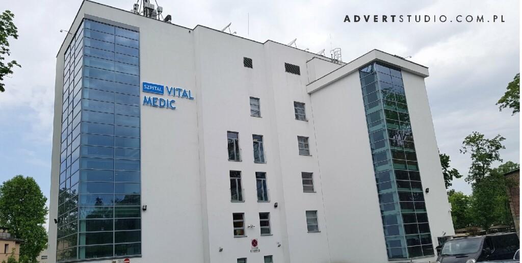 #oznakowanie szpitala kluczbork advert
